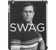 Will Ferrell Swag iPad Case/Skin
