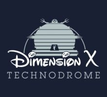 The Happiest Place in Dimension X Kids Tee