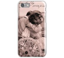 My darling Valentine iPhone Case/Skin
