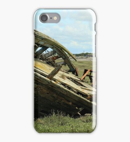NOT MUCH LEFT iPhone Case/Skin