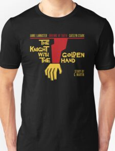 The Knight with the Golden Hand Unisex T-Shirt
