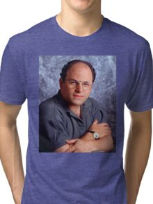 George Costanza Bae Tri-blend T-Shirt