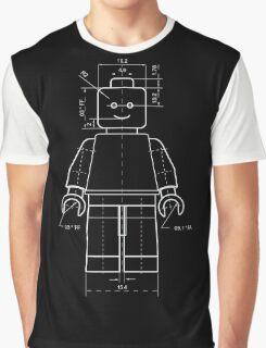 Lego figure Graphic T-Shirt