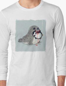 Wild Life #2 Long Sleeve T-Shirt