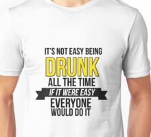 GAME OF THRONES - DRUNK Unisex T-Shirt