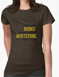 GAME OF THRONES - BOOKS Womens Fitted T-Shirt