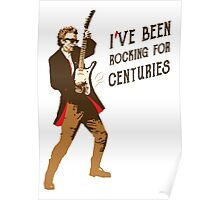 Doctor Who | Rocking for Centuries  Poster