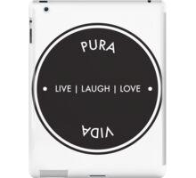 Live | Laugh | Love - Pura Vida iPad Case/Skin