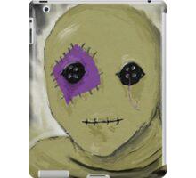 Stitches  iPad Case/Skin
