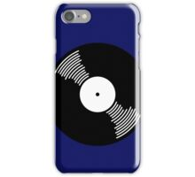 Vynil is my favourite food iPhone Case/Skin