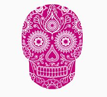 mexican skull mask Unisex T-Shirt