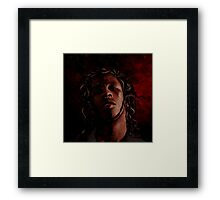 Young thug - Slim season [4K] Framed Print