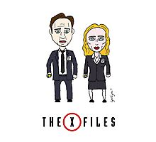 The X - Files Photographic Print