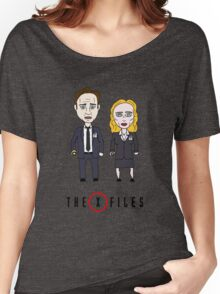 The X - Files Women's Relaxed Fit T-Shirt