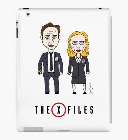 The X - Files iPad Case/Skin