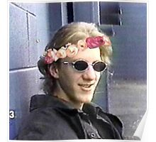 Dylan klebold flower crown. Poster