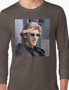 Dylan klebold flower crown. Long Sleeve T-Shirt