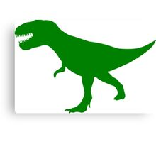 T Rex Dinosaur Canvas Print