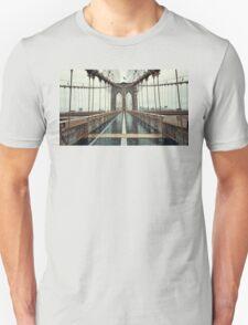 Brooklyn Bridge 2 Unisex T-Shirt