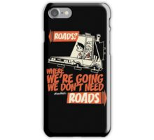 Roads iPhone Case/Skin