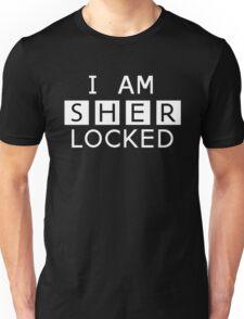 I'm Sherlocked Unisex T-Shirt