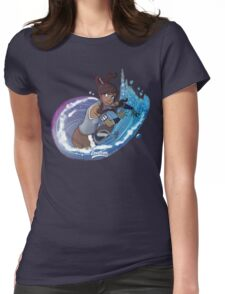 Avatar Korra Womens Fitted T-Shirt