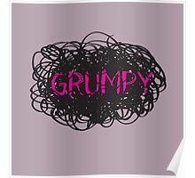 Grumpy Poster