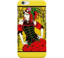 She's a Rebel iPhone Case/Skin