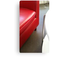 ...always bet on red Canvas Print