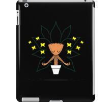 Yoga with the Butterflies  iPad Case/Skin