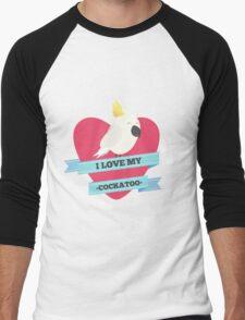 I Love My Cockatoo T-Shirt