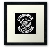 Sons of Gru  Framed Print