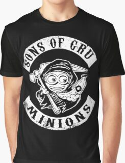 Sons of Gru  Graphic T-Shirt
