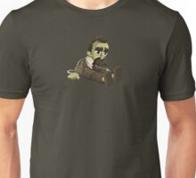 Nietzsche doll for truly lovers - glitch videogame Unisex T-Shirt