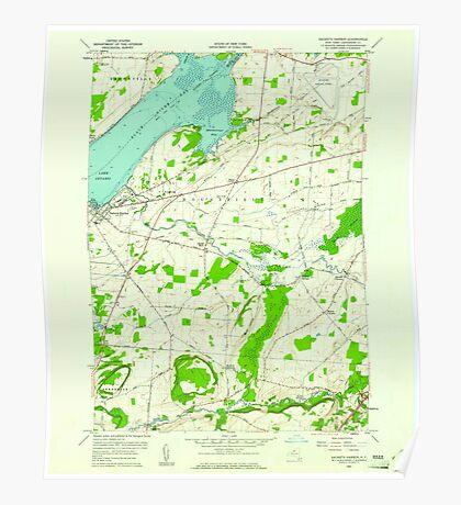 New York NY Sackets Harbor 129278 1959 24000 Poster