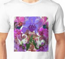 OrchidSwirl Col Unisex T-Shirt