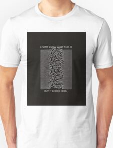 What is Unknown pleasures Unisex T-Shirt
