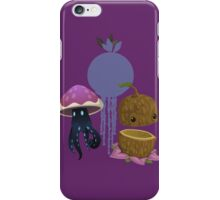 Inhabitant spirit - glitch videogame iPhone Case/Skin