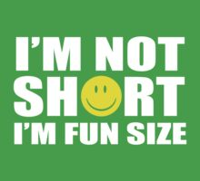I'm not short by Fitriani
