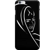 Asian bride  iPhone Case/Skin