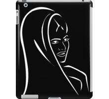 Asian bride  iPad Case/Skin
