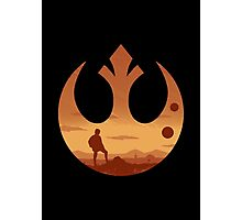 Rebel Alliance Photographic Print