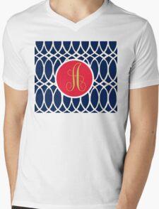 A for After Mens V-Neck T-Shirt