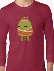 Firebog vendor - glitch videogame Long Sleeve T-Shirt