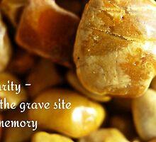 memorial stones by gatheringwonder