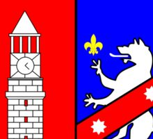 Coat of Arms of Tirana Sticker