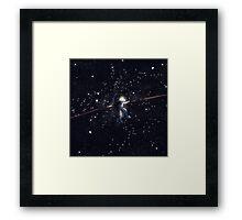 The Martian Framed Print