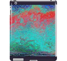 The Wave - Abstract iPad Case/Skin