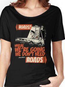 Roads Women's Relaxed Fit T-Shirt
