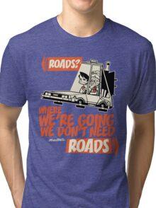 Roads Tri-blend T-Shirt